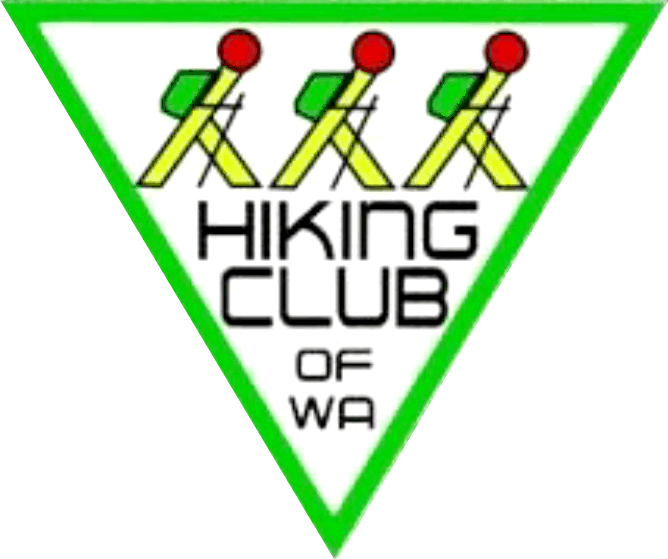 Hiking club of WA logo