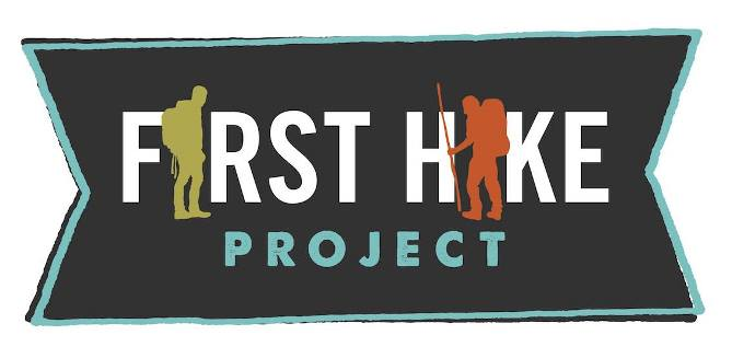 First Hike Project logo redn
