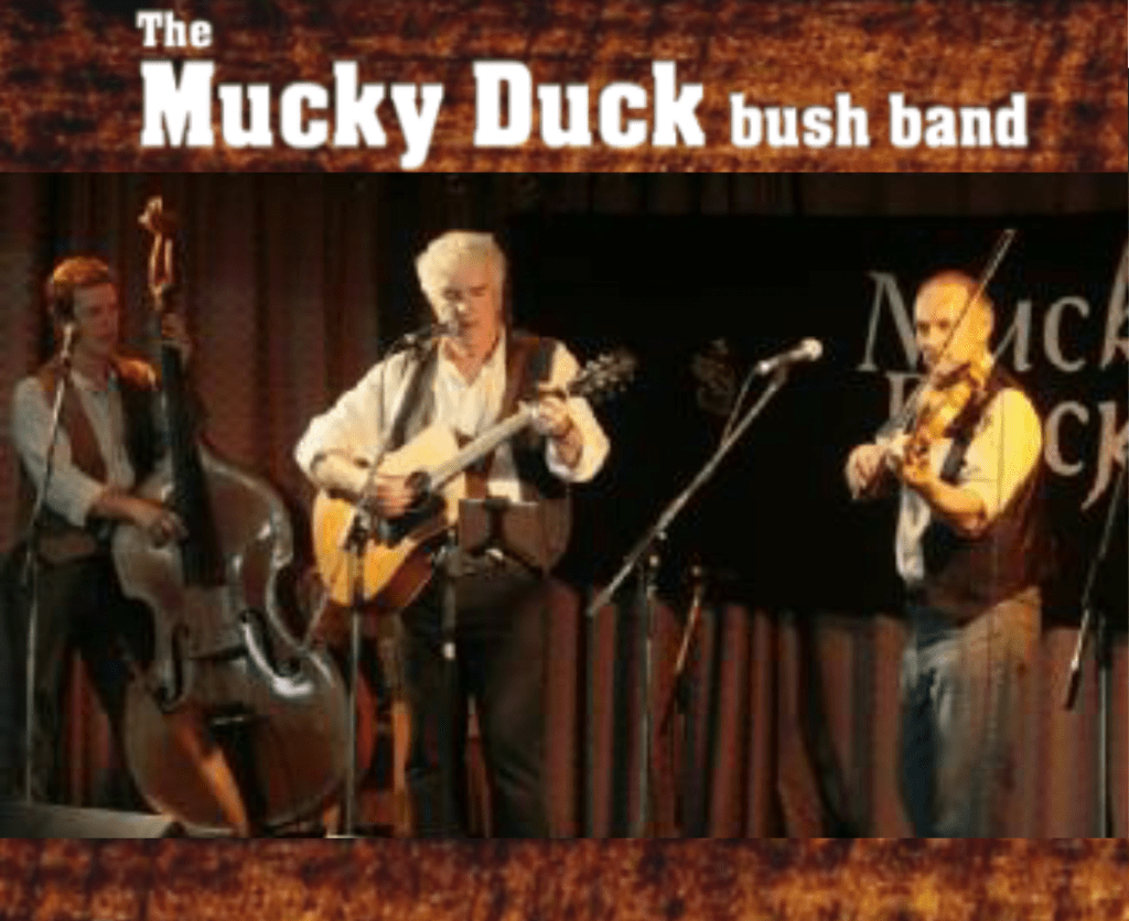 MuckyDuckBushBand HkeWest compiln