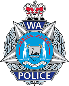 Police logo 240